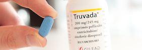 """""""Truvada"""" in der EU zugelassen: Pille gegen HIV kommt nicht für jeden"""