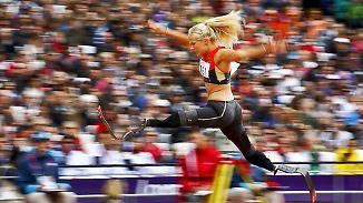 Goldkandidaten bei den Paralympics: Deutsche Medaillenhoffnungen fiebern Einsatz in Rio entgegen