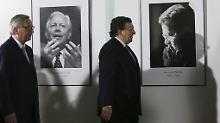 Kritik an Goldman-Sachs-Job: Juncker entzieht Barroso Privilegien