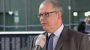 """Uniper-Chef Schäfer zum Börsengang: """"Wir stehen nicht auf einem Bein"""""""