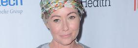 Erster Auftritt nach der Chemo: Shannen Doherty fühlt sich großartig