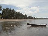 Weit weg von der Zivilisation: Kolumbiens Pazifikküste ist paradiesisch