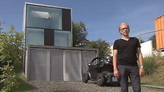 n-tv Ratgeber: Genial schmal - vom Problemgrundstück zum Designerhaus