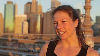 Fitnesstrend aus New York: Deutsche hetzt Amerikaner über die Brooklyn Bridge