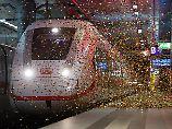 Flaggschiff, Rückgrat, Herzstück: Bahn setzt neuen ICE aufs Gleis