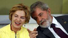 Angeblich Chef von Korruptionsring: Staatsanwalt beschuldigt Ex-Präsident Lula