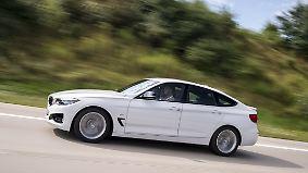 3er GT, 7er iPerformance und i3: Das sind die Neuerungen bei den BMW-Modellen