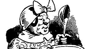 Max und Moritz machen mit ihren Lausbubenstreichen keinen Halt vor Witwe Bolte.