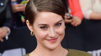 Promi-News des Tages: Shailene Woodley will Sex-Ratgeber schreiben