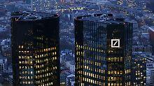 US-Justiz fordert 14 Milliarden Dollar: Zerbricht die Deutsche Bank an US-Strafe?