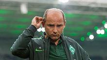 Fehlstart in der Bundesliga: Werder Bremen feuert Viktor Skripnik