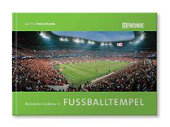"""""""Fußballtempel"""" ist bei Edition Panorama erschienen."""