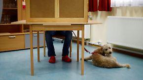 Zeichen stehen auf Rot-Rot-Grün: Berliner wählen neues Abgeordnetenhaus