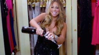 Promi-News des Tages: Mariah Carey verwöhnt sich mit Gurken und Champagner