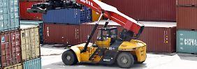 Welt-Handelsindex: Der Welthandel sucht nach dem Gaspedal