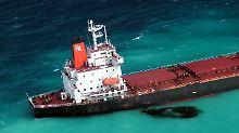 Unglück am Great Barrier Reef: Australien erhält 26 Millionen Entschädigung