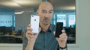 n-tv Ratgeber: Ein erster Blick auf das iPhone-7-Duo