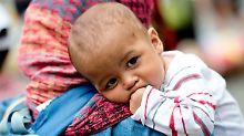 Drogen hemmen Kindchenschema: Heroinabhängige finden Babys weniger süß