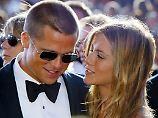 """""""Hallo Jen"""" - """"Hallo Brad"""": Pitt und Aniston simsen"""