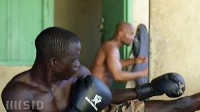 Ablenkung von Armut und Krieg: Kickboxen überwindet Stammeskonflikte im Südsudan