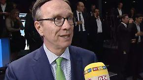 """VDA-Chef Wissmann im Interview: """"Nutzfahrzeugbranche boomt - begründet auch durch Onlinehandel"""""""