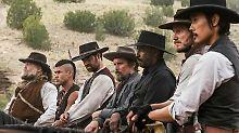 """Western von gestern reloaded: """"Die glorreichen Sieben"""" reiten wieder"""