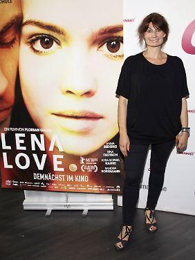 Produzentin Tatjana Bonnet bei der Premiere.