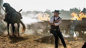 """Kinostart: """"Die glorreichen Sieben"""": Westernstory wird in Neuauflage zum Actionfilm"""