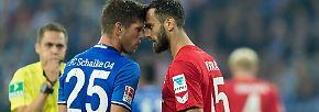 FC Schalke 04 - 1. FC Köln 1:3 (1:1)