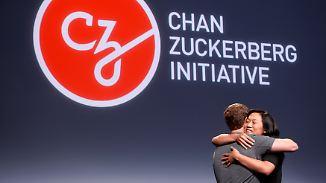 Ehrgeiz ohne Geiz: Zuckerbergs wollen alle Krankheiten ausrotten