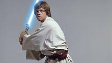 Möge die Macht mit ihm sein!: Mark Hamill ist für immer Luke Skywalker