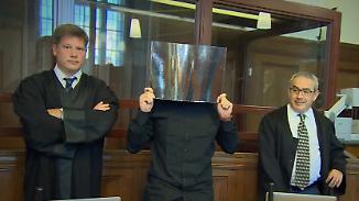 Trauernder Sohn trifft auf Angeklagte: Berliner Todes-Raser stehen wegen Mordes vor Gericht