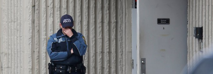Tödliche Attacke im Einkaufszentrum: US-Polizei nimmt Tatverdächtigen fest