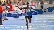 Berlin Marathon 2016: Bekele verpasst nur knapp den Weltrekord