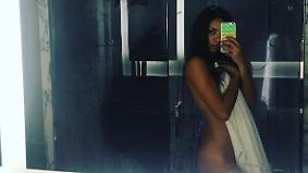 "Promi-News des Tages: ""Victoria's Secret""-Model zeigt sich völlig nackt auf Instagram"