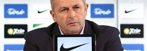 """Richtig schlecht drauf war an diesem 5. Spieltag Wolfsburgs Manager Klaus Allofs: """"Das geht zu einhundert Prozent in die Schublade Scheißspiel"""", sagte er  nach dem Last-Minute-K.o. beim 1:2 (0:0) gegen den bis dahin punktlosen Ligakonkurrenten Werder Bremen."""