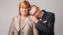 Haben ab sofort kein Zimmer mehr frei: Christine Westermann und Götz Alsmann
