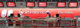 Gemeinsamer Ferienflieger mit Tui: Air Berlin will sich gesundschrumpfen
