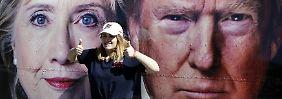 Erstes TV-Duell vor US-Wahl: Wie weit geht Trump?