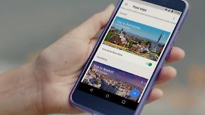 App soll Reisen vereinfachen: Google mischt Tourismus-Branche gehörig auf