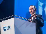 """""""Risikobereitschaft zahlt sich aus"""": Spacey ermutigt zur Start-up-Gründung"""