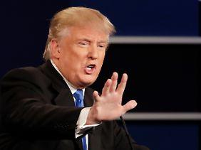 Donald Trump schert sich nicht um Konventionen des politischen Geschäfts - und genau das macht seinen Erfolg aus.
