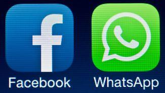 Nutzer soll selbst entscheiden: Facebook darf keine Daten von Whatsapp speichern