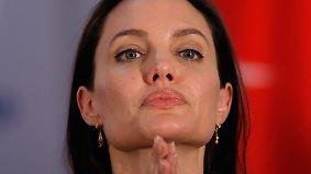 Promi-News des Tages: Angelina Jolie soll Brad Pitt verprügelt haben