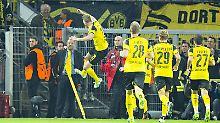 Schürrle kommt, sieht und trifft: Starker BVB trotzt auch Real Madrid