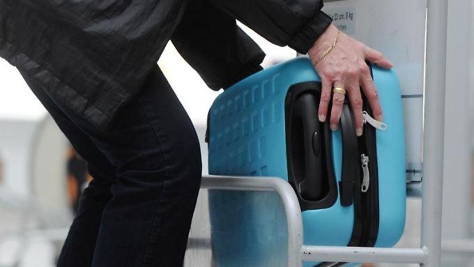 Handgepäckkoffer sollten leicht und gleichzeitig robust sein.