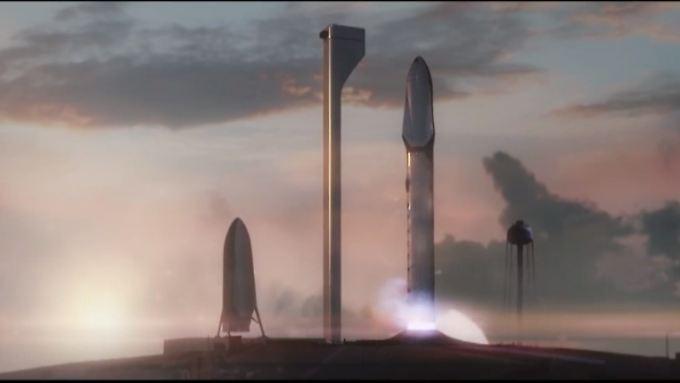 Schon bald könnte es losgehen: Unternehmer plant Raumschiff für langfristige Mars-Reisen