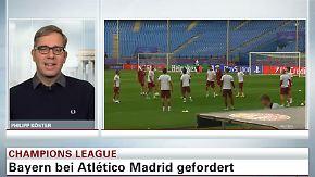 """Philipp Köster zur Champions League: """"Die Bayern sind gut drauf und sind klarer Favorit"""""""