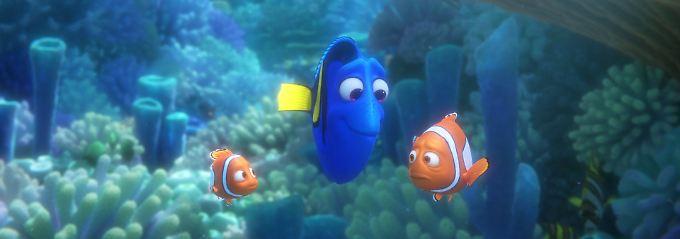 """""""Findet Dorie"""" folgt """"Findet Nemo"""": Ach, vergiss es doch einfach!"""