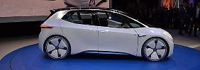 Der VW I.D solll ab 2020 die Autowelt aus Wolfsburg revolutionieren.
